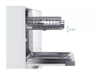 Máy rửa bát Bosch SMS46LI00E