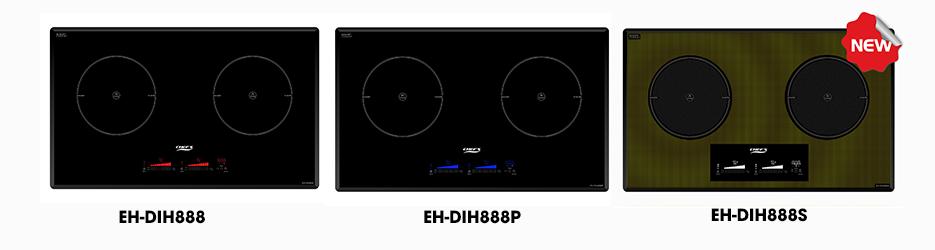 bếp từ đôi Chefs EH-DIH888,EH-DIH888P và EH-DIH888S có tốt không?