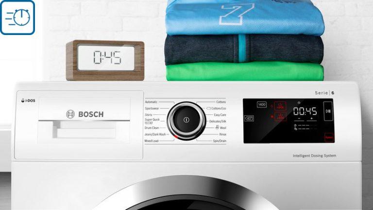 Máy giặt Bosch WGG254A0SG speed perfcet