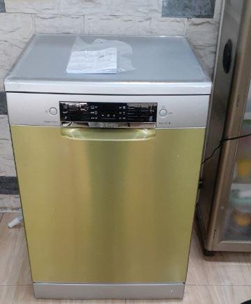 Hướng dẫn sử dụng máy rửa chén SMS46NI05E Series 4