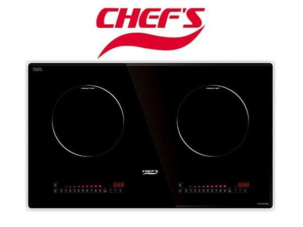 Đánh giá bếp từ Chefs có tốt không để lựa chọn 1