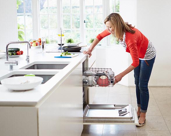 Một số lỗi thường gặp ở máy rửa bát Bosch